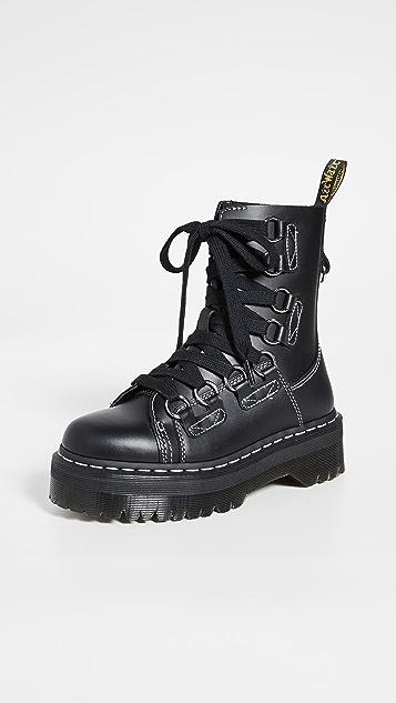Dr. Martens Jadon XL 8 Eye Boots