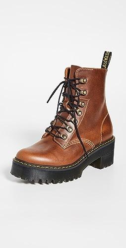 Dr. Martens - Leona 登山靴