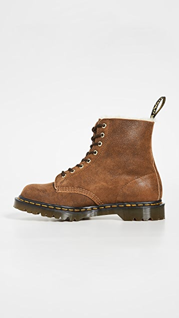 Dr. Martens Made In England 1460 Pascal 8 Eye Boots