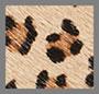 Black/Medium Leopard