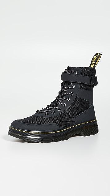 Dr. Martens Combs Tech 7 Tie Boots