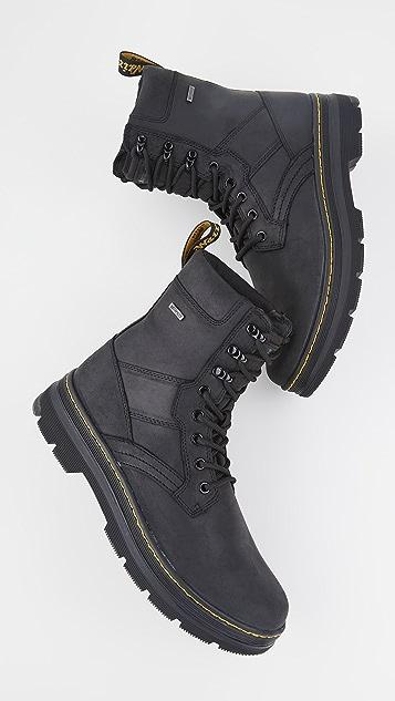 Dr. Martens Iowa WP 8 Tie Boots