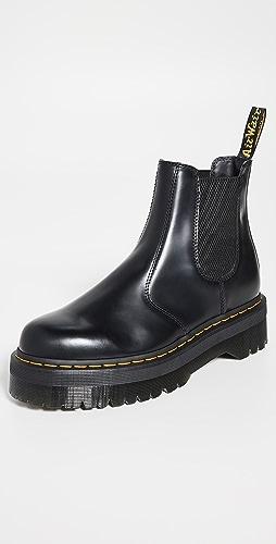 Dr. Martens - 2976 Quad Chelsea Boots