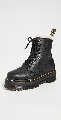 Dr. Martens - Jadon FL 8 孔靴子