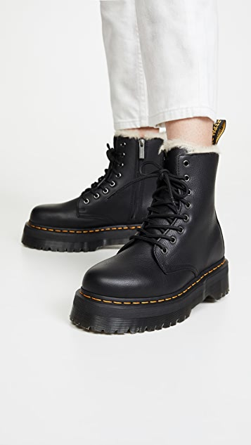 Dr. Martens Jadon X Boot | Boots, Cowboy boots women, Shoes