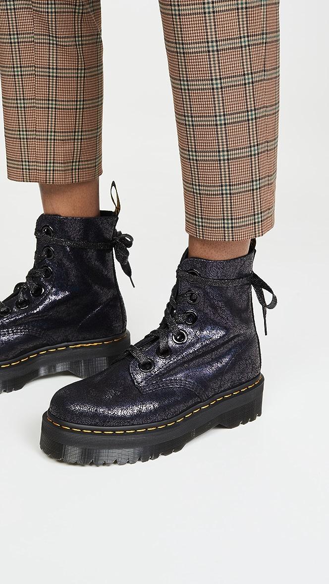 Dr. Martens Molly Boots   SHOPBOP