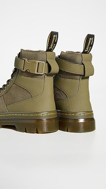 Dr. Martens Combs Tech 8 Tie Boots