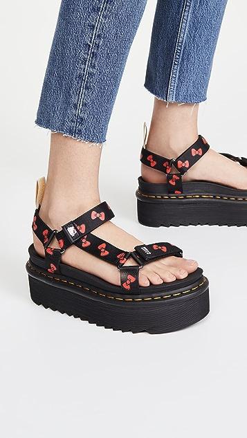 Dr. Martens x Hello Kitty Sandals