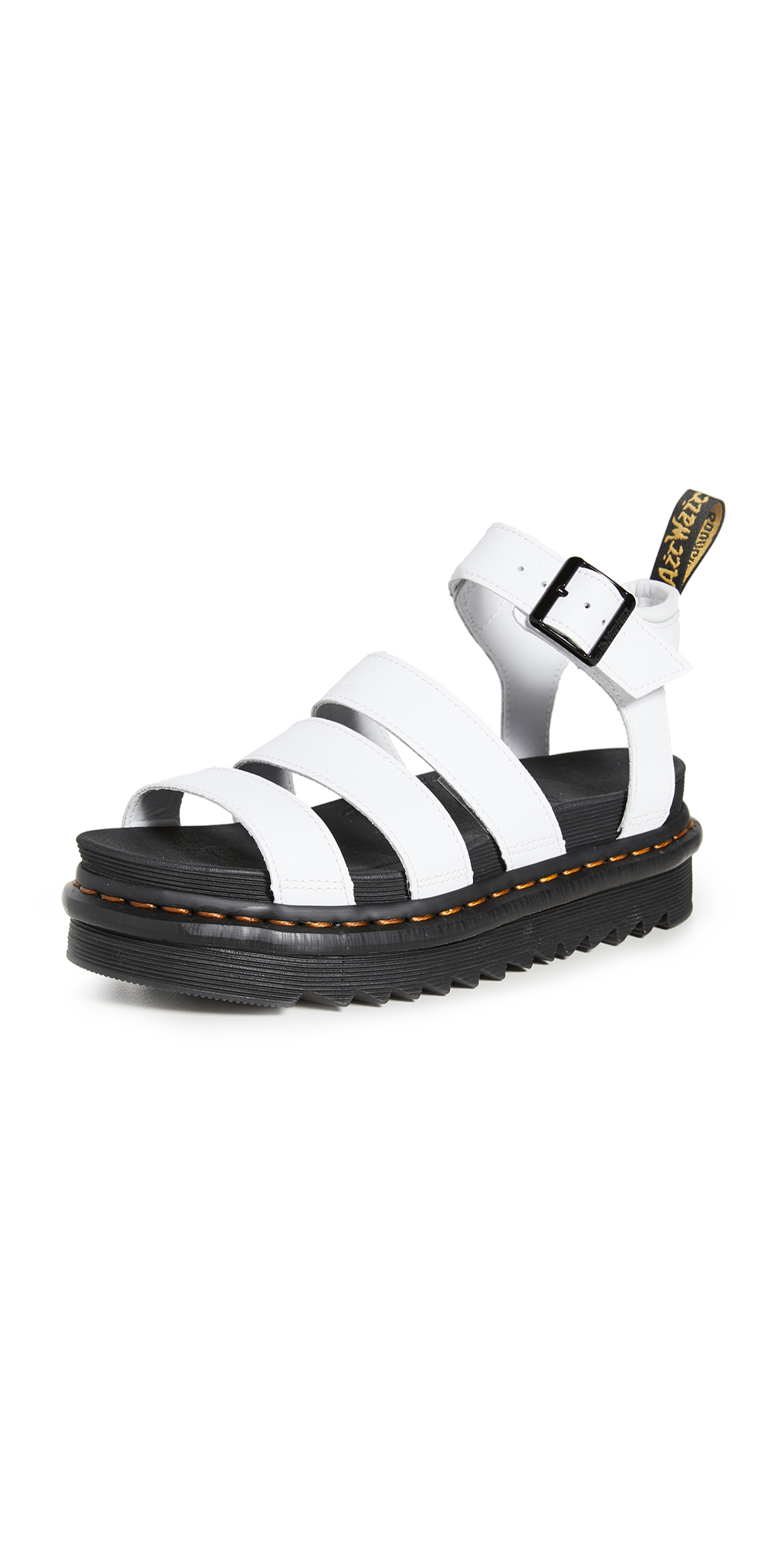 Dr. Martens Blaire Chunky 3 Strap Sandals