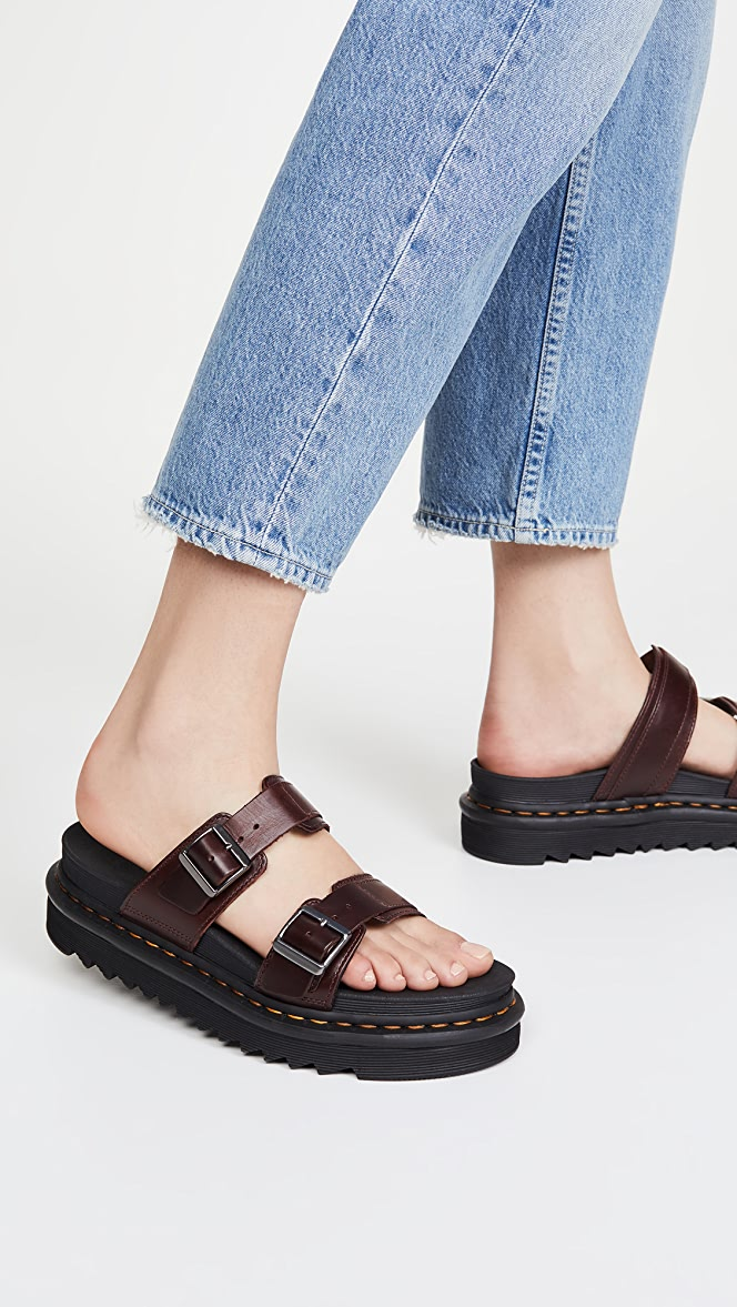 Dr. Martens Myles Slide Sandals | SHOPBOP