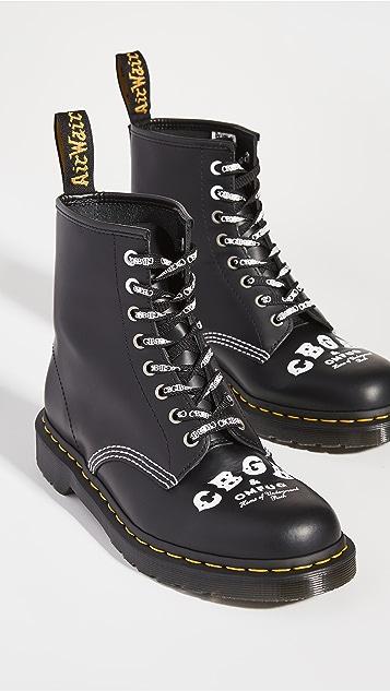 Dr. Martens 1460 CBGB 8 Eye Boots