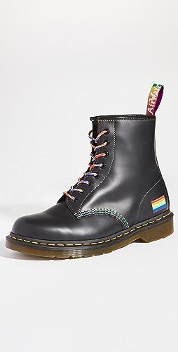 Dr. Martens - 1460 PRIDE 8 Eye Boots