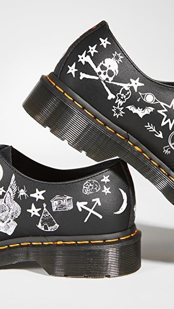 Dr. Martens 1461 Chaos 3 Eye Shoes