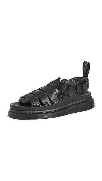 Dr. Martens 8092 Arc Mono Sandals