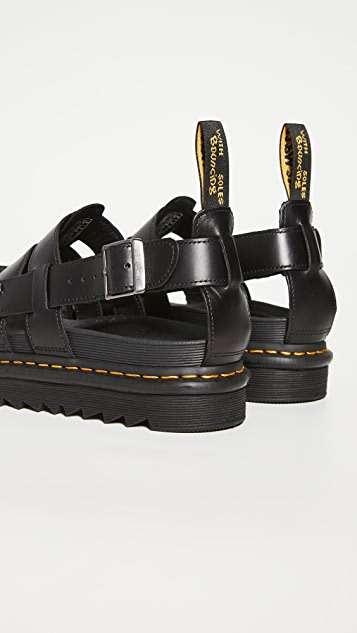 Dr. Martens Terry Sandals