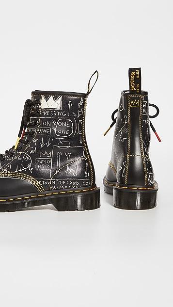 Dr. Martens 1460 Basquiat 靴子