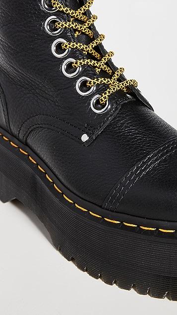 Dr. Martens Sinclair Hi Max Jungle Boots