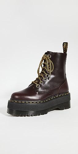 Dr. Martens - Jadon Max 8 Eye Boots