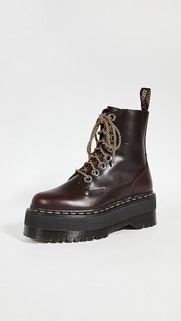 Dr. Martens Jadon Max 8 孔靴子