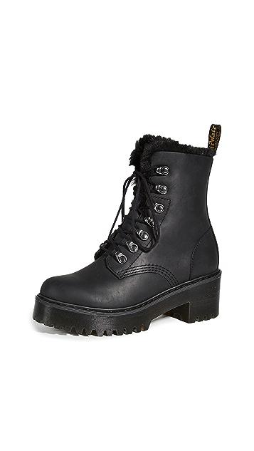 Dr. Martens Leona FL 7 Hook Boots