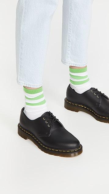 Dr. Martens Vegan 1461 3 孔牛津鞋