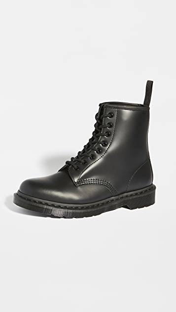 Dr. Martens 1460 8-Eye Mono Boots