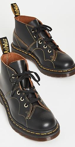 Dr. Martens - Church Vintage Monkey Boots