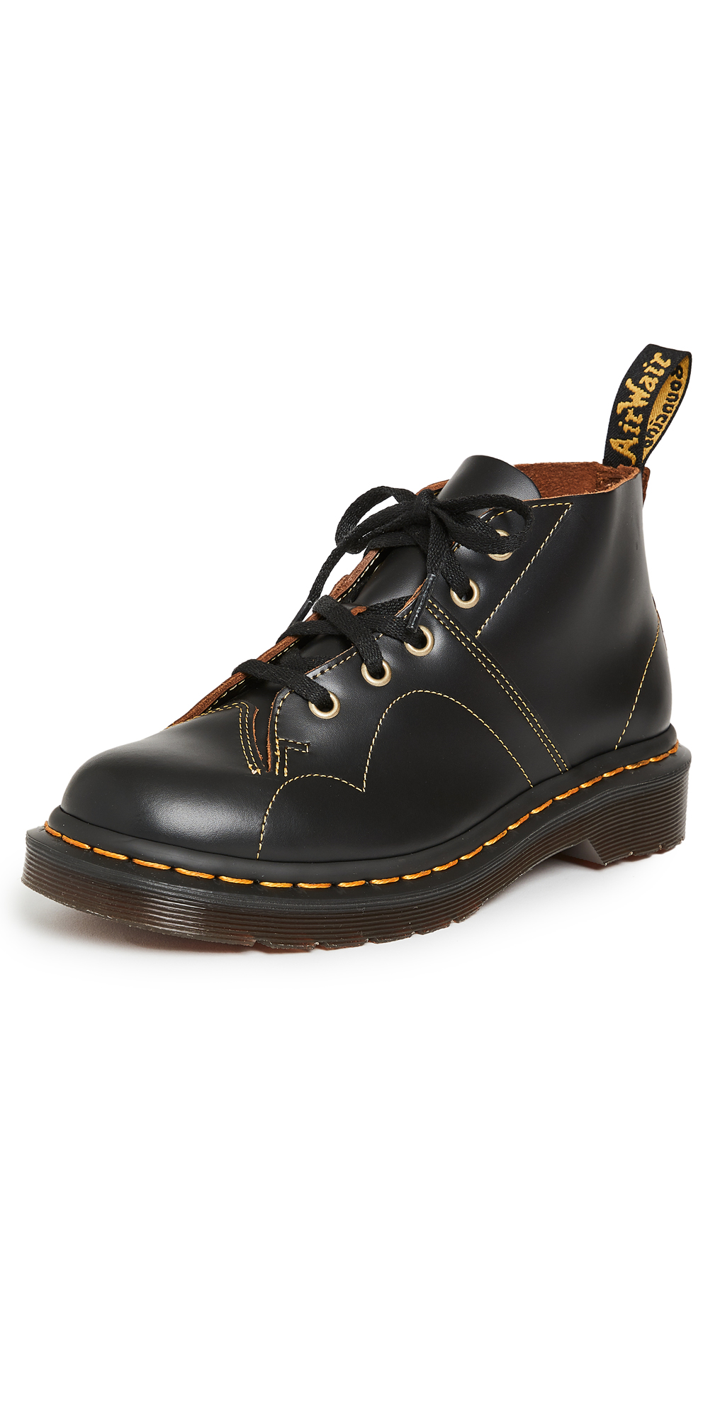 Dr. Martens Leathers CHURCH VINTAGE MONKEY BOOTS