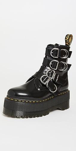 Dr. Martens - Jadon Max HDW 4 Strap Boots
