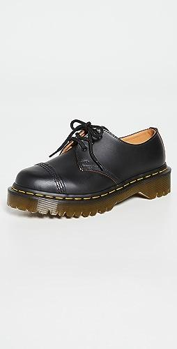 Dr. Martens - 1461 Bex 3 孔包头牛津鞋