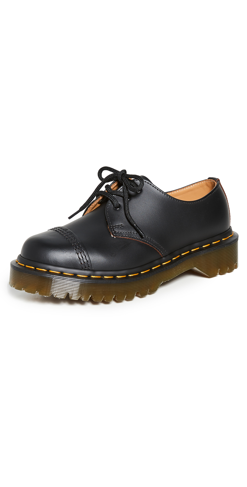 Dr. Martens 1461 Bex 3 Eye Toe Cap Oxford Shoes