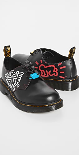 Dr. Martens - 1461 3-Eye Keith Haring Oxford Shoes