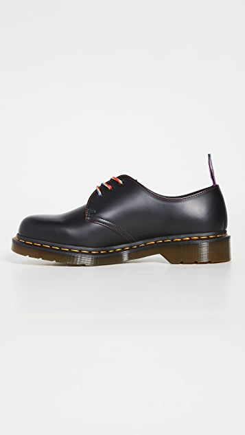 Dr. Martens 1461 Pride 3-Eye Shoes