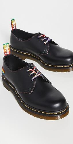 Dr. Martens - 1461 Pride 3-Eye Shoes