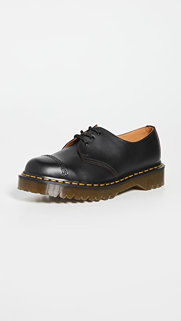Dr. Martens Made In England 1461 Bex Toe Cap Shoe