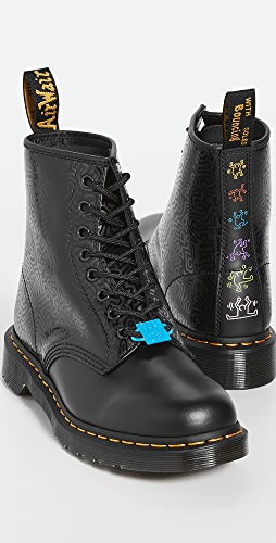 Dr. Martens - 1460 8-Eye Keith Haring Boots