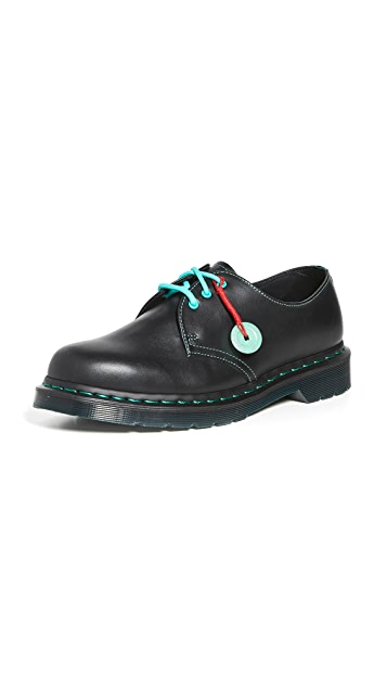 Dr. Martens 1461 Chinese New Year 3-Eye Shoes
