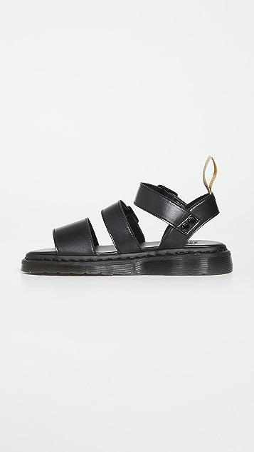 Dr. Martens Vegan Gryphon Sandals