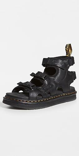 Dr. Martens - x Suicoke Boak Sandals