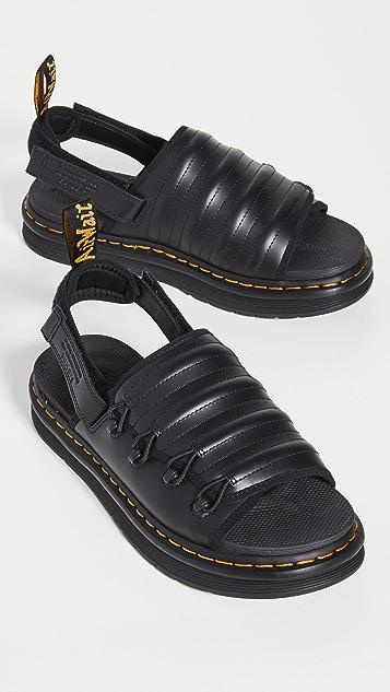 Dr. Martens x Suicoke Mura Smooth Sandals