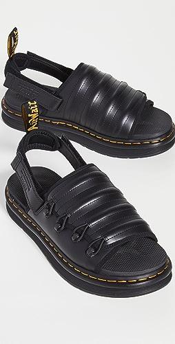 Dr. Martens - x Suicoke Mura Smooth Sandals