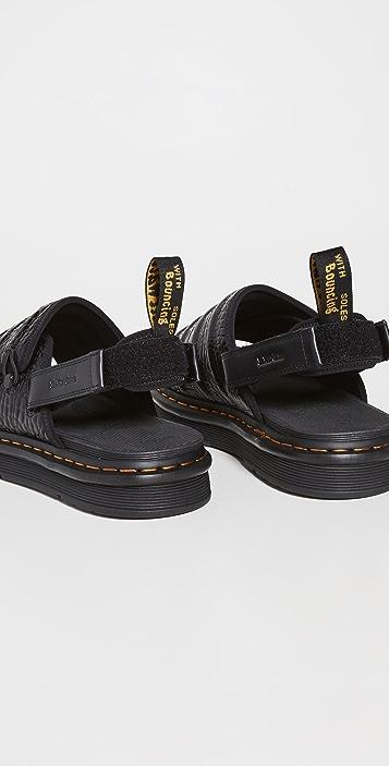 Dr. Martens x Suicoke Mura Croc Sandals