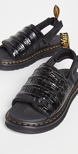 Dr. Martens - x Suicoke Mura Croc Sandals