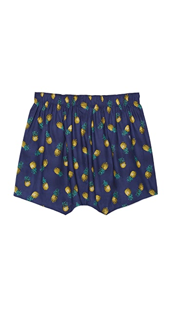 Druthers Pineapple Boxers