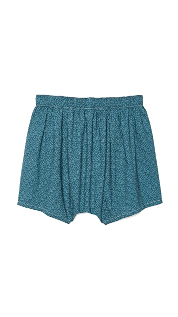 Druthers Dot Waves Boxers
