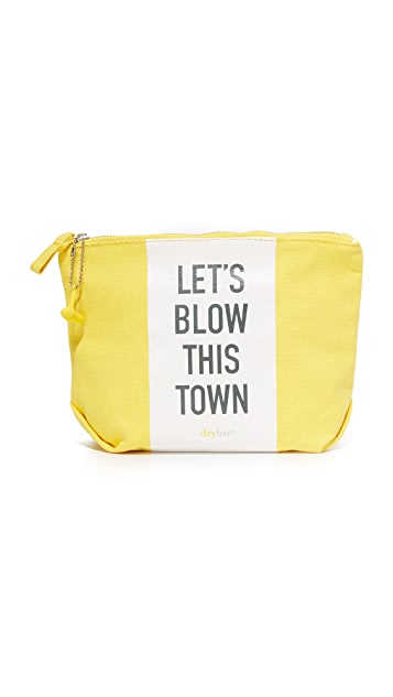 Drybar Blow This Town Cosmetic Case