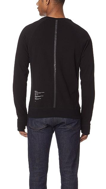DEN IM by SIKI IM Tech Crew Neck Sweatshirt