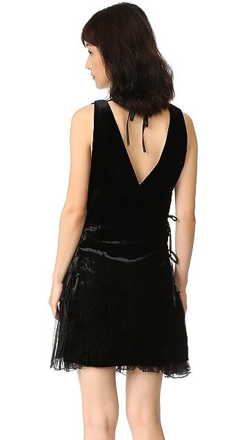 DSQUARED2 V Neck Dress