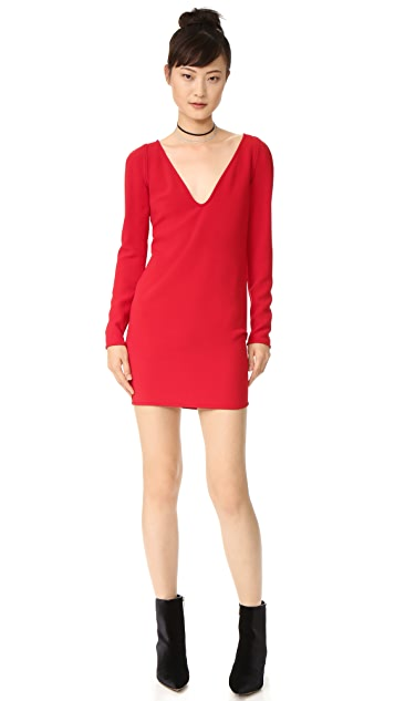 DSQUARED2 V Neck Dress