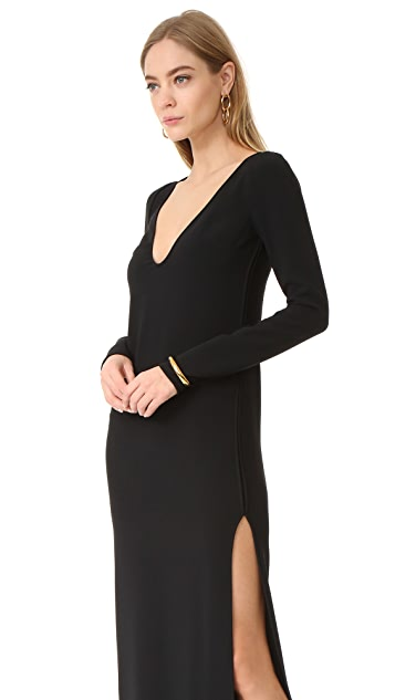 DSQUARED2 Sleeveless V Neck Dress